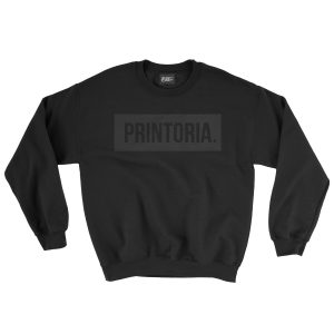 felpa-nera-printoria-punto-black-sweatshirt-stampa-grafica-nera-graphic-print-black