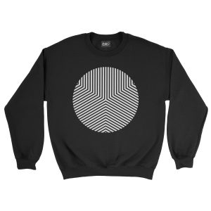 felpa-nera-circle-edge-black-sweatshirt-stampa-grafica-bianca-graphic-print-white