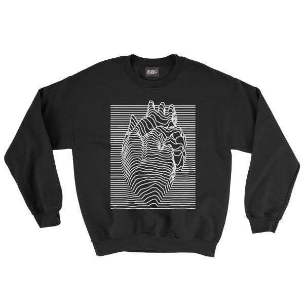 felpa-nera-illusion-heart-black-sweatshirt-stampa-grafica-bianca-graphic-print-white
