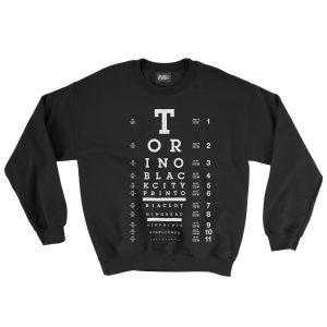 felpa-nera-snellen-black-sweatshirt-stampa-grafica-nera-graphic-print-black