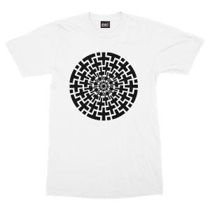 maglietta-bianca-cross-circle-white-t-shirt-stampa-grafica-nera-graphic-print-black