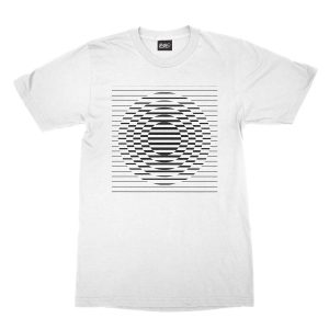 maglietta-bianca-vasarely-white-t-shirt-stampa-grafica-nera-graphic-print-black