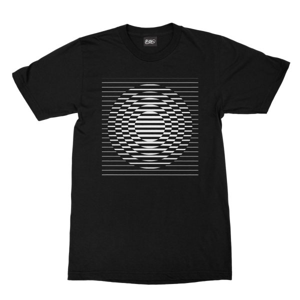 maglietta-nera-vasarely-black-t-shirt-stampa-grafica-bianca-graphic-print-white